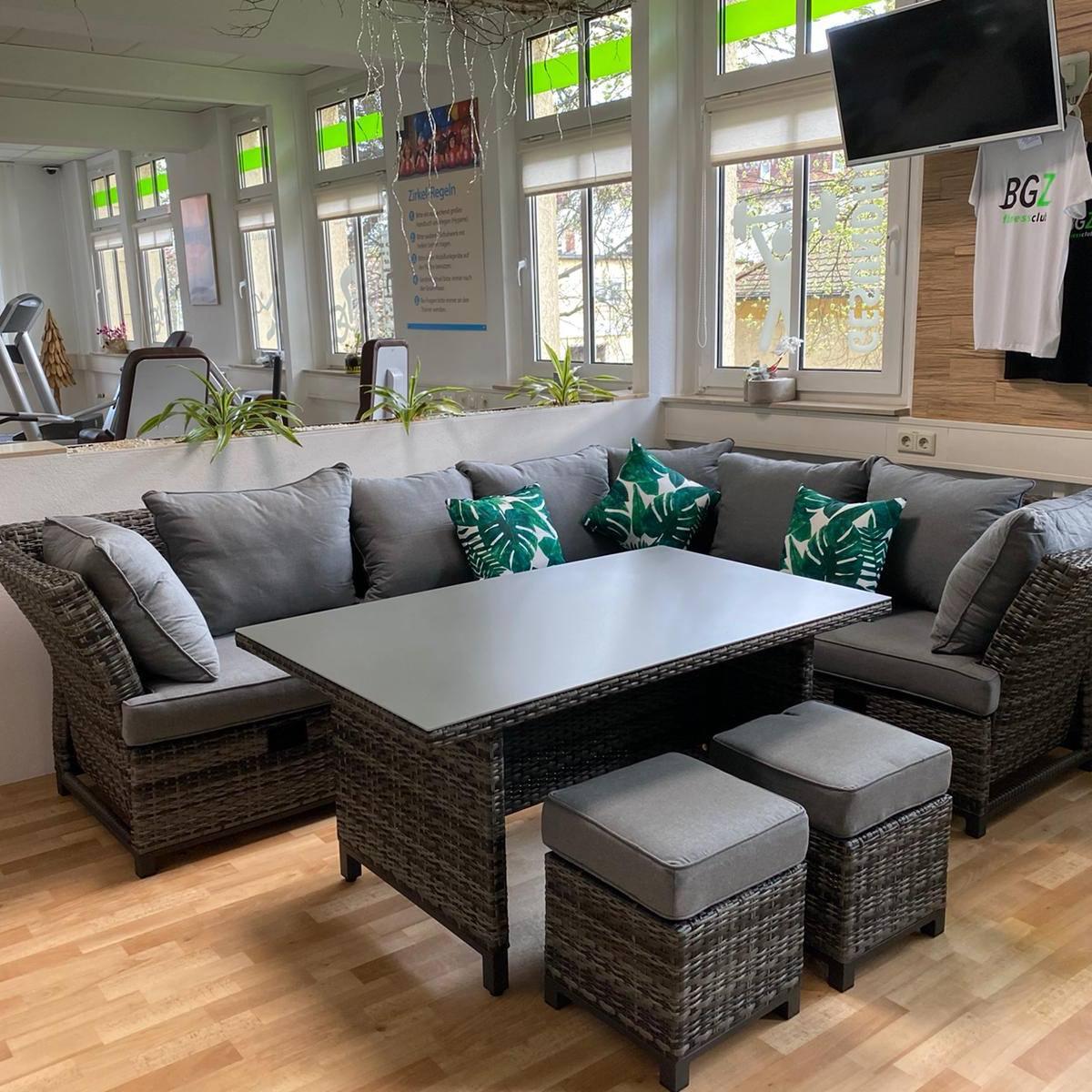 BGZ Apolda Neue Kaffee Lounge